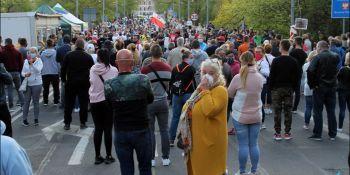 Protesty na polsko-niemieckiej granicy. Pracownicy transgraniczni domagają się otwarcia granic - zdjęcie nr 32
