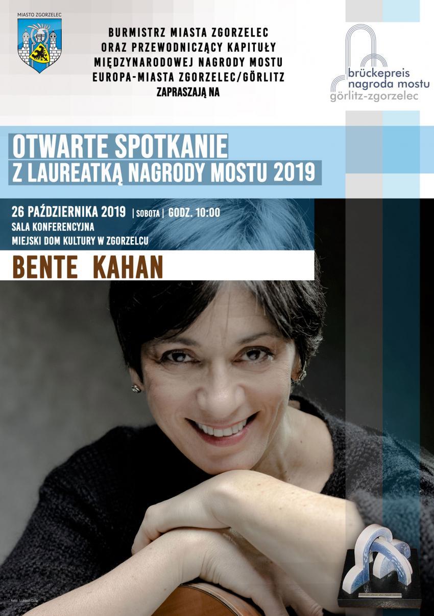 Bente Kahan w Europa-Mieście