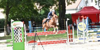 Zawody konne w Łagowie - zdjęcie nr 19