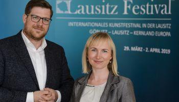 Benedikt M. Hummel i Maria Schulz / fot. Paweł Sosnowski