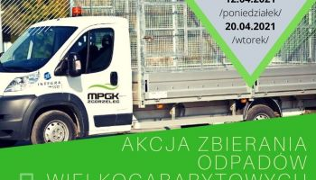 Zbiórka odpadów wielkogabarytowych Zgorzelec 2021
