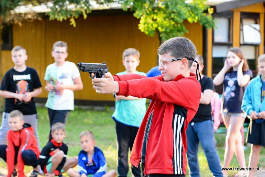Obóz letni zgorzeleckich taekwondzistów - zdjęcie nr 58