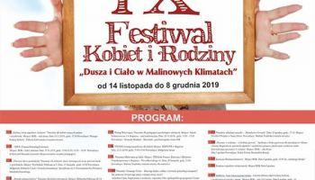 IX Festiwal Kobiet i Rodziny Bogatynia 2019