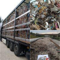 Śmieci z zagranicy miały trafić na polskie składowiska