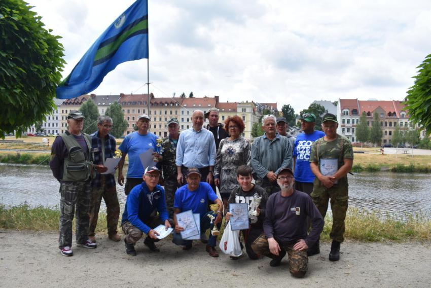 Wędkarze rywalizowali o Puchar Starosty