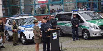Nowe samochody w polsko-niemieckich placówkach straży granicznej - zdjęcie nr 10