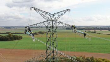 Budowa linii 400 kV Mikułowa – Czarna