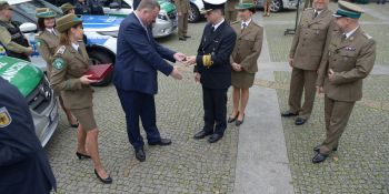 Nowe samochody w polsko-niemieckich placówkach straży granicznej - zdjęcie nr 5