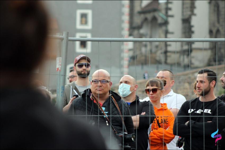 Protesty na polsko-niemieckiej granicy. Pracownicy transgraniczni domagają się otwarcia granic - zdjęcie nr 36