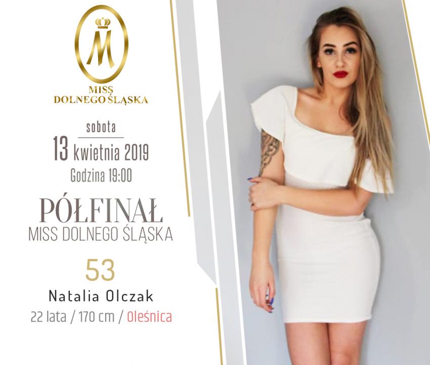 Olczak Natalia