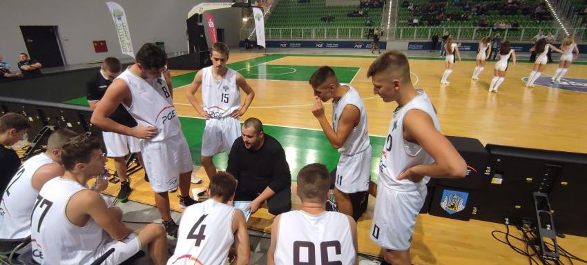PGE TURÓW ZGORZELEC wygrał na inaugurację sezonu 80:67 z WSTK WSCHOWA