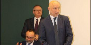 Pierwsza sesja Rady Powiatu Zgorzeleckiego - zdjęcie nr 39
