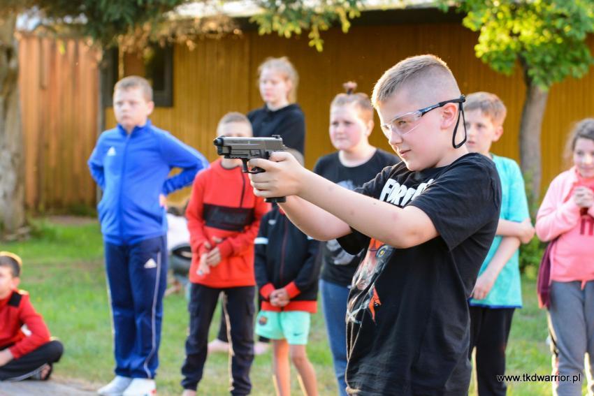 Obóz letni zgorzeleckich taekwondzistów - zdjęcie nr 61