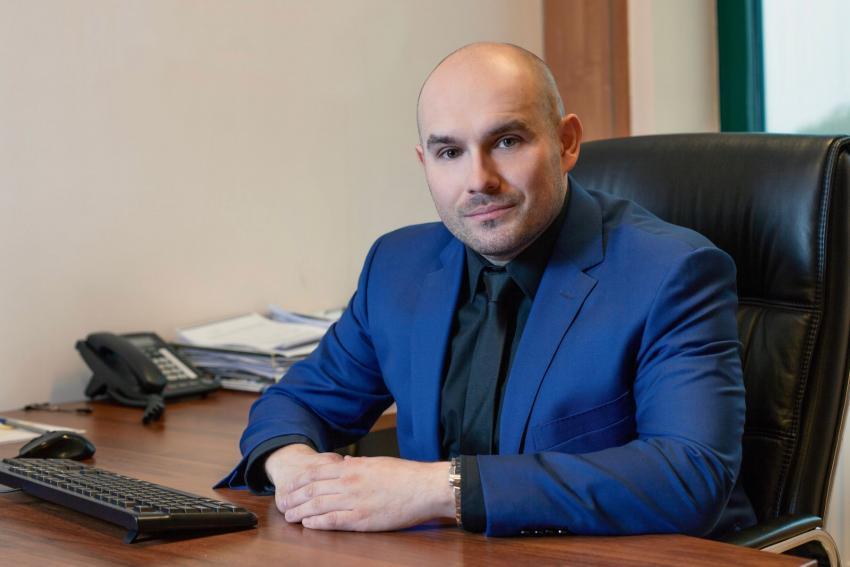 Bartosz Kotecki, wicedyrektor Dolnośląskiego Wojewódzkiego Urzędu Pracy / fot. archiwum prywatne