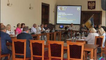 Sesja nadzwyczajna Rady Miasta Zgorzelec dotycząca sportu