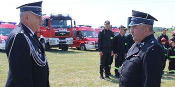 Gminne zawody sportowo-pożarnicze w Radomierzycach - zdjęcie nr 3