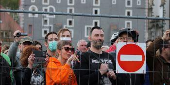 Protesty na polsko-niemieckiej granicy. Pracownicy transgraniczni domagają się otwarcia granic - zdjęcie nr 50
