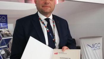 Albert Gryszczuk - prezes Innovation AG / fot. archiwum prywatne
