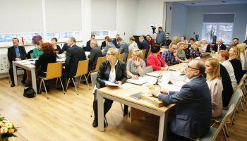 I sesja Rady Gminy Zgorzelec / fot. Urząd Gminy Zgorzelec