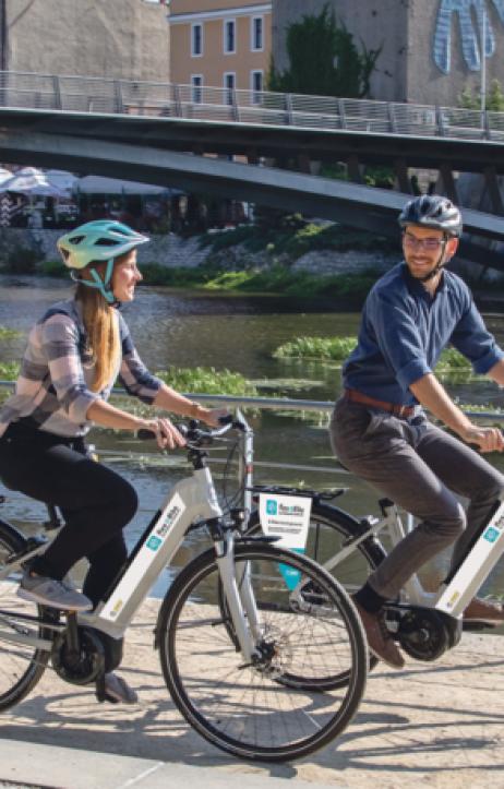 Rusza wypożyczalnia rowerów elektrycznych. Teraz będzie bardziej komfortowo