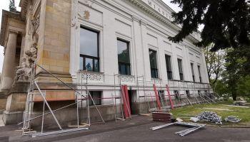 Remont Miejskiego Domu Kultury w Zgorzelcu / fot. UM Zgorzelec