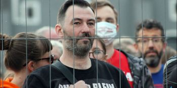 Protesty na polsko-niemieckiej granicy. Pracownicy transgraniczni domagają się otwarcia granic - zdjęcie nr 55