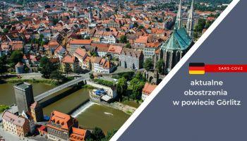 Aktualne obostrzenia obowiązujące w powiecie Görlitz | fot. UM Zgorzelec