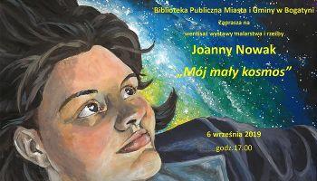 Wernisaż Joanny Nowak