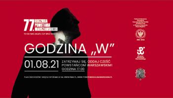 Zgorzeleckie obchody 77. rocznicy Powstania Warszawskiego