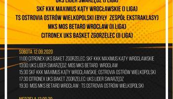 XXIX koszykarski memoriał im. Mieczysława Krajewskiego