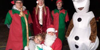Mikołaj odwiedził gminne miejscowości - zdjęcie nr 15