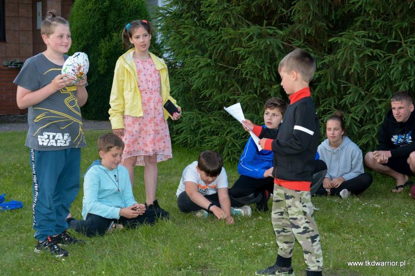 Obóz letni zgorzeleckich taekwondzistów - zdjęcie nr 37