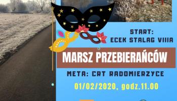 CRT Radomierzyce zaprasza na Marsz Przebierańców