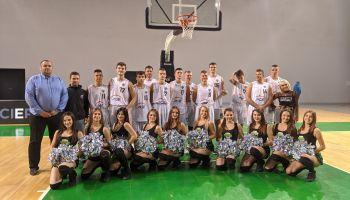 Młody ambitnie grający Turów uległ nieznacznie drużynie z Gorzowa