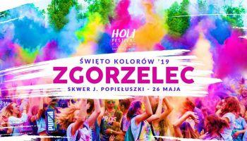 Holi Festival - Święto Kolorów w Zgorzelcu