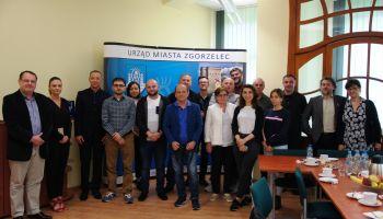 Wizyta studyjna delegacji gruzińskiej w Zgorzelcu