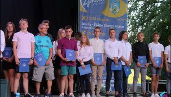 Sportowcy, trenerzy i działacze sportowi nagrodzeni - zdjęcie nr 44
