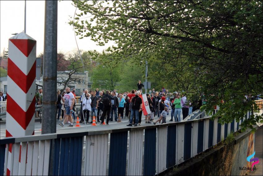 Protesty na polsko-niemieckiej granicy. Pracownicy transgraniczni domagają się otwarcia granic - zdjęcie nr 8