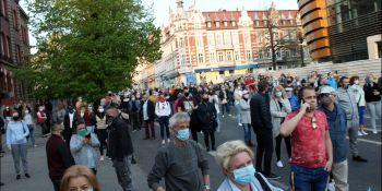 Protesty na polsko-niemieckiej granicy. Pracownicy transgraniczni domagają się otwarcia granic - zdjęcie nr 9