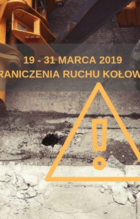 Wprowadzenie tymczasowej organizacji ruchu w rejonie ulic Kościuszki, Piłsudskiego i Daszyńskiego w Zgorzelcu