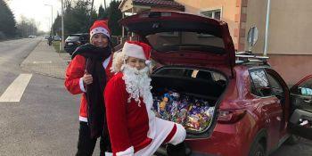 Mikołaj odwiedził gminne miejscowości - zdjęcie nr 6