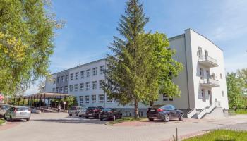 Szpital w Bogatyni / fot. UMiG Bogatynia
