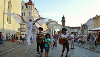Festiwal Teatrów Ulicznych Viathea