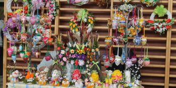 Wielkanocny Jarmark Rękodzieła w Jerzmankach - zdjęcie nr 15
