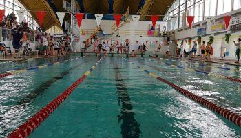 Finał Powiatowej Ligii Pływackiej 2019