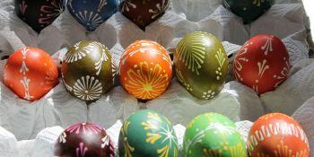Wielkanocny Jarmark Rękodzieła w Jerzmankach - zdjęcie nr 11