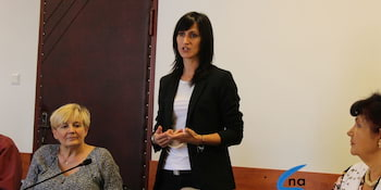VII Powiatowe Forum Organizacji Pozarządowych - zdjęcie nr 8