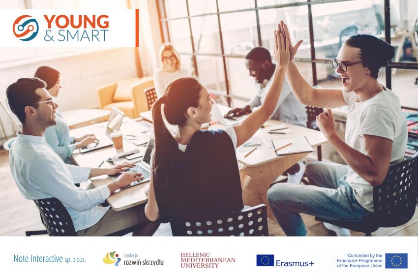Young and Smart. Otwarta Platforma wspomoże Cię w pracy z młodzieżą