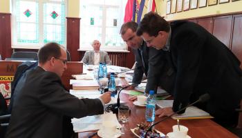 Polsko-czeskie rozmowy o wodzie / fot. UMiG Bogatynia