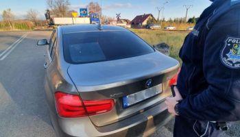 Policyjna zgorzelecka grupa SPEED / fot. KPP Zgorzelec